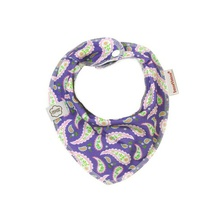 Нагрудник Bandana Purple Paisley