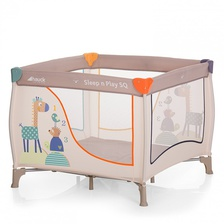Детский манеж Hauck Sleep'n Play Square
