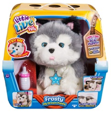 Интерактивная игрушка Moose Little Live Pets - My Dream Puppy Frosty