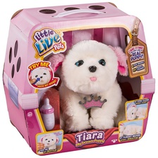 Интерактивная игрушка Moose Little Live Pets - My Dream Puppy Tiara