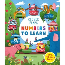Книга English Books Numbers To Learn Учим числа