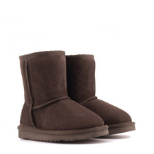 Угги UGG Kids Classic Short II Chocolate