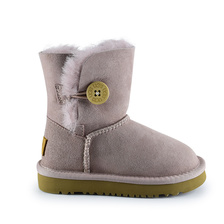Угги UGG Kids Bailey Button II Dusk