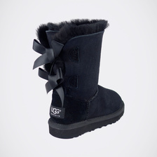 Угги UGG Kids Bailey Bow Black