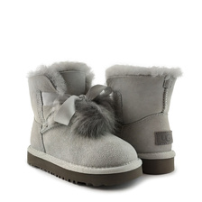 Угги UGG Kids Gita Grey Violet